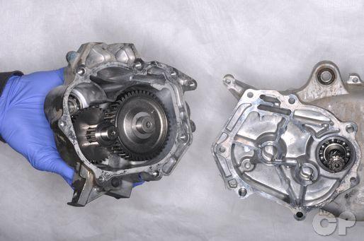 honda ch50 metropolitan final drive gear oil