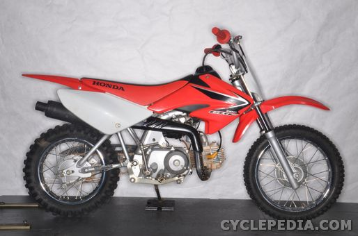 CRF70F XR70R Honda Online Motorcycle Service Manual - Cyclepedia on