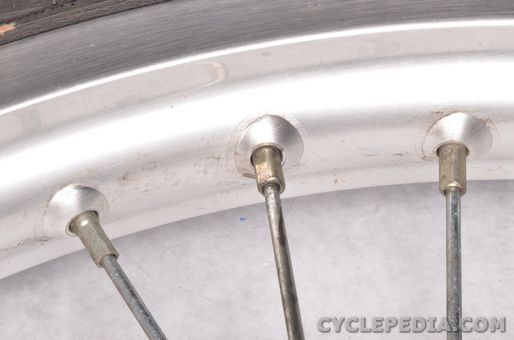 suzuki dr650se wheel inspection removal installation bearings