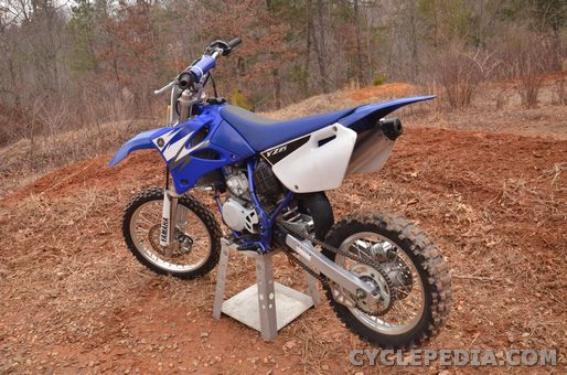 Yamaha YZ-85 Motorcycle Online Service Manual