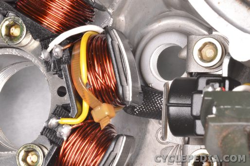 Yamaha TT-R50 Motorcycle Service Manual Online - Cyclepedia | Ttr 50 Wiring Diagram |  | Cyclepedia
