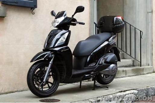 kymco people gt 200i & 300i scooter online service manual - cyclepedia