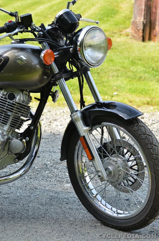 Suzuki TU250X - Cyclepedia