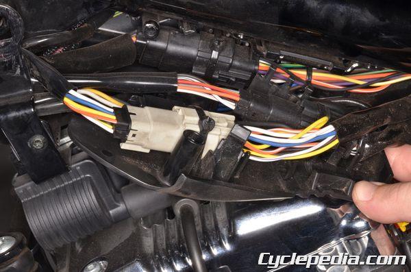harley fuel injection wiring harness 2007 2013 harley davidson xl883 xl1200 sportster efi motorcycle  2007 2013 harley davidson xl883 xl1200