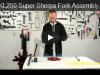 Kawasaki KL250 Super Sherpa Fork Service – Online Manual