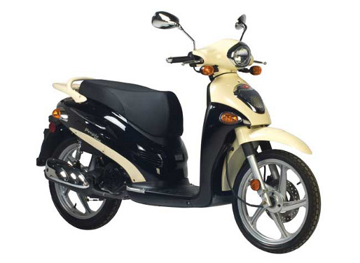 Kymco People 125 And 150 Scooter Online Service Manual