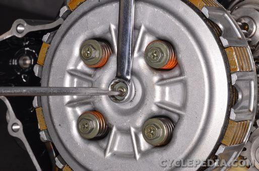 ktm service manual clutch    service    don t slip cyclepedia  clutch    service    don t slip cyclepedia