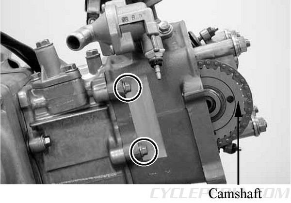 Cylinder Piston Camshaft Top End KYMCO Yager / Dink 200i and 125 Scooter