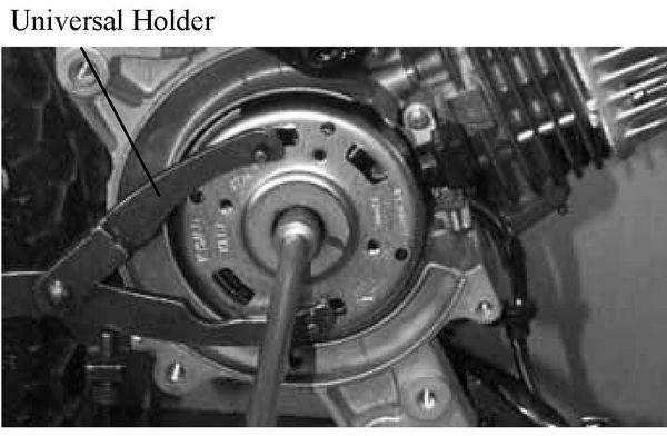 kymco people 50 ac generator flywheel rotor stator