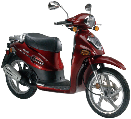 KYMCO people 50 2-stroke onliine repair manual