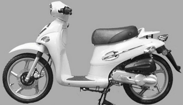 KYMCO people 50 service specifications
