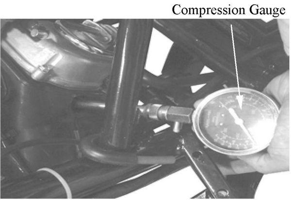 super8-50 4-stoke compression test torque specs service specifications