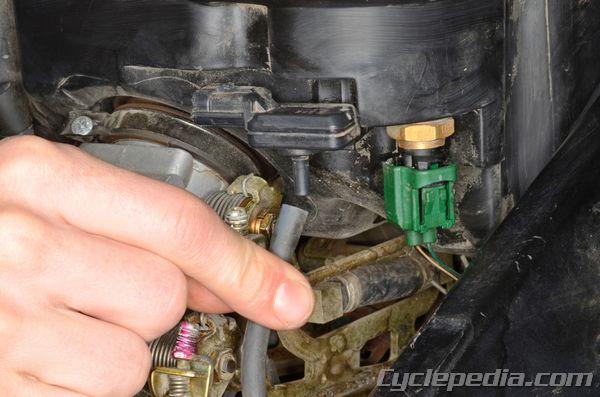 Fuel Injection FI Suzuki DL650 V-Strom Cyclepedia Repair Manual