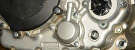 Cyclepedia Yamaha WR 250R WR250X Waterpump Seal Bearing Replacement