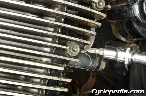 Make sure the torque spec is correct for the bolt or nut
