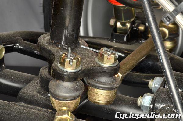 kymco MXU 150 steering bearing, handlebar, Removal, Installation, Steering Knuckles, Tie Rods