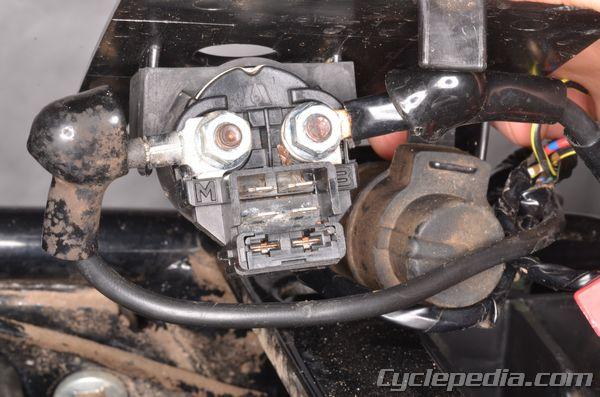Kawasaki KLF220/250 Bayou Electrical Systems