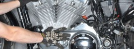 Motorcycle Engine Removal and Installation Tips