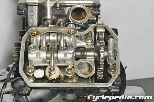 Honda VT750 Shadow Spirit Engine Components