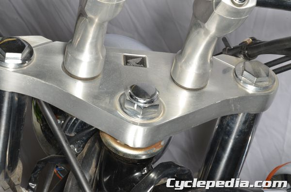 Honda VT750 Shadow Spirit Steering