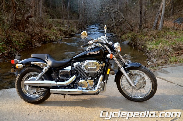 honda shadow 750 service manual vt750dc spirit 2001 2007 cyclepedia rh cyclepedia com 2002 Honda Shadow Ace 750 2001 Honda Shadow Spirit 750