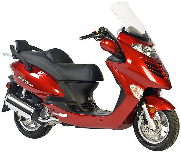 kymco grand vista 250 scooter service manual cyclepedia. Black Bedroom Furniture Sets. Home Design Ideas