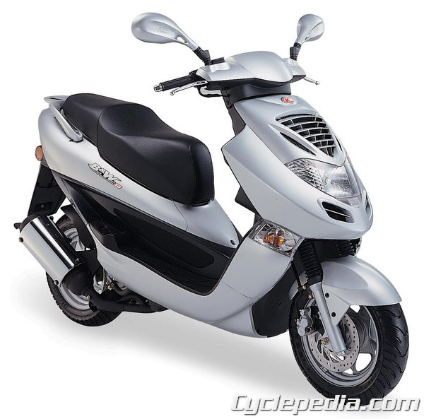 Kymco Bet Win 250 Scooter Online Service Manual Cyclepedia