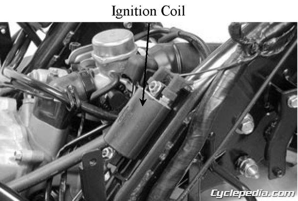KYMCO Grand Vista 250 Ignition Coil