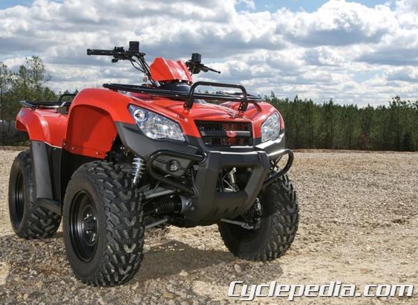 KYMCO MXU 375 & MXU 400 ATV Online Service Manual - Cyclepedia