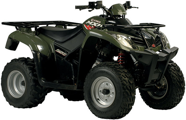 kymco mxu 250 atv online service manual cyclepedia kymco mxu 250 online service manual