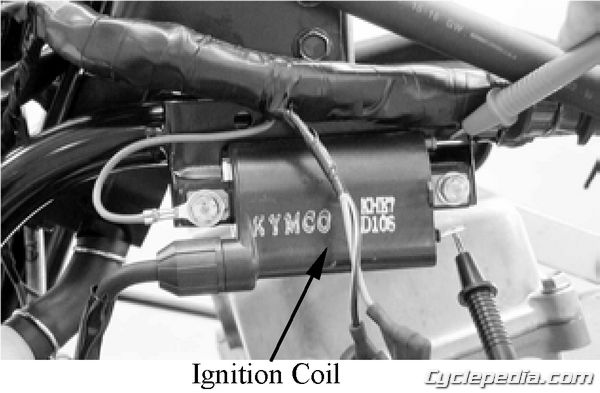 Mongoose 250 Ignition Coil