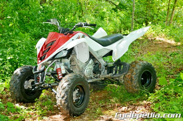 Yamaha Raptor 700 Service Manual