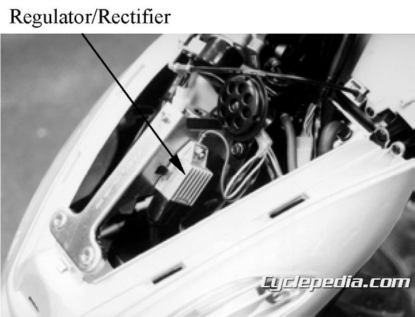 Filly 50 Regulator Rectifier