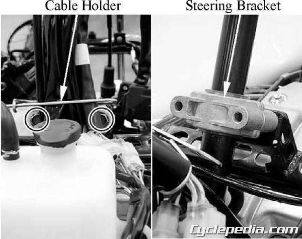 KYMCO MXU 500 4x4 front suspension steering shaft tie-rods knuckles