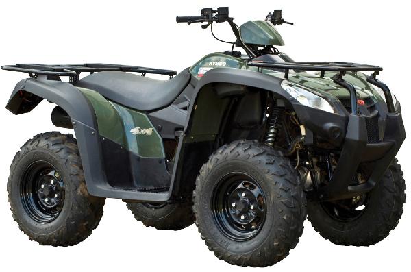 KYMCO MXU500 4x4 ATVService Manual