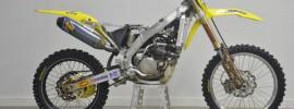 RMZ250 Suzuki Race Preparation
