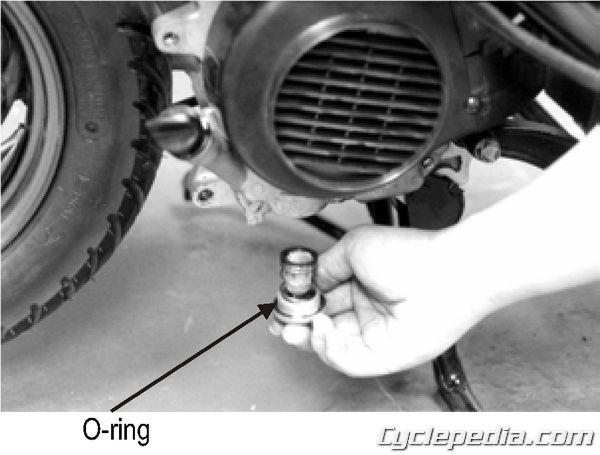 KYMCO Sento 50 Engine Oil & Oil Filter