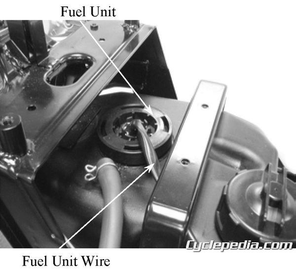 KYMCO Super 9 50 Service Manual lights switch testing fuel level gauge oil light check
