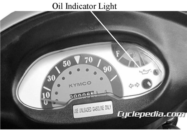 KYMCO ZX 50 and Sting 50 Scooter light bulb replacement switch troubleshooting