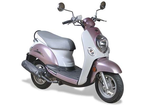 cyclepedia kymco sento 50