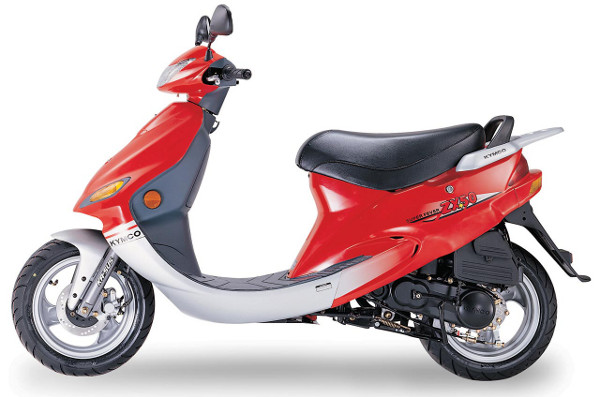 KYMCO ZX 50 and Sting 50 2-stroke Scooter Online Service Manual Repair information
