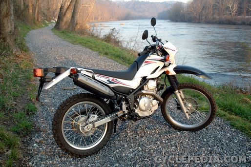 XT250 Yamaha Motorcycle Online Service Manual - Cyclepedia