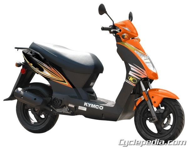 kymco agility 125 scooter online service manual - cyclepedia  cyclepedia