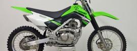 Kawasaki KLX140 Repair Manual in Production