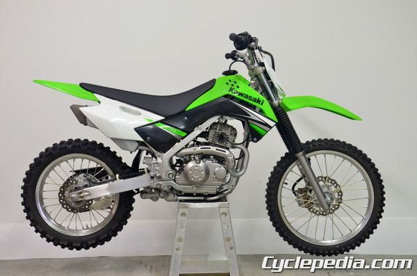 Kawasaki Klx140 Repair Manual In Production Cyclepedia