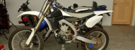 Fuel Injected Yamaha YZ450F