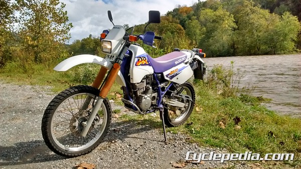 Suzuki DR350s DR350SE Service Manual 1990-1999Cyclepedia