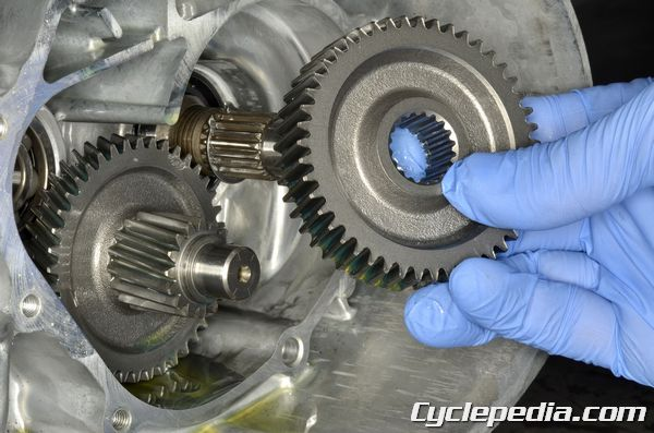 kymco_compagno_110_final_reduction_transmission_oil_change_bearing_replacement