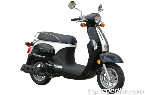 KYMCO Compagno 110i and 50i Online Manuals