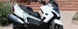 New KYMCO MYROAD 700i Scooter Repair Manual Online